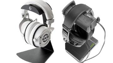 Kopfhörer-Halter und Kopfhörer-Ständer