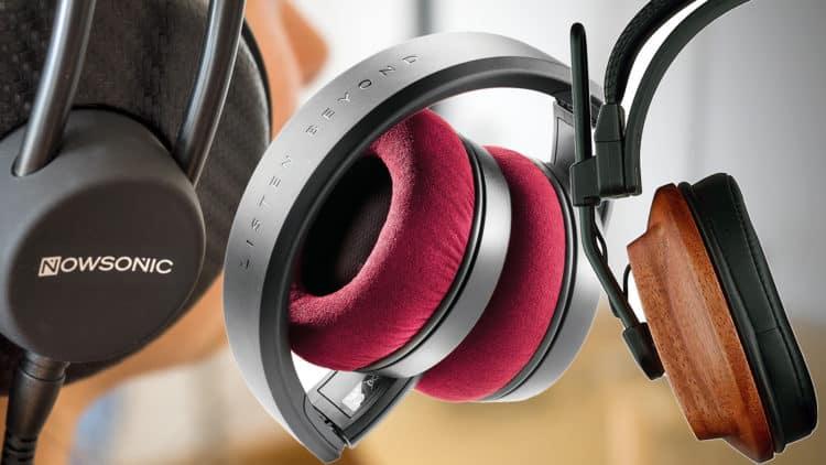 Kopfhörer-Konstruktion