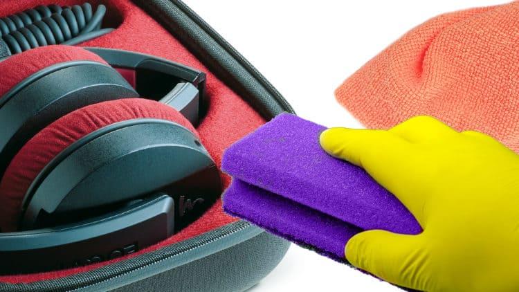 Kopfhörer-Pflege - die besten Tipps für Audiophile