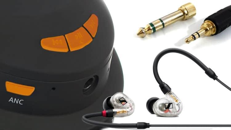 Kopfhörer-Typen von kabellos (wireless) bis Noise Cancelling Kopfhörer