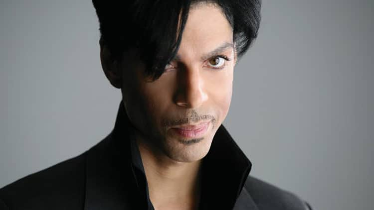 Songwriter Prince