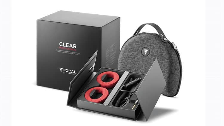 Focal Clear Professional Lieferumfang