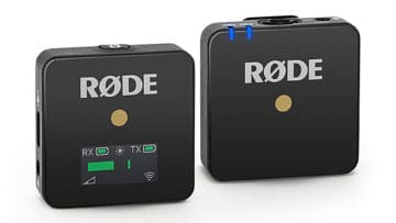 Rode Wireless Go Test
