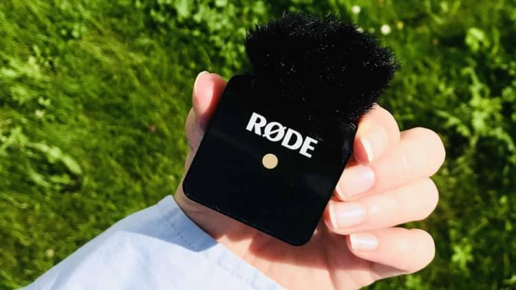 Rode Wireless Go Test