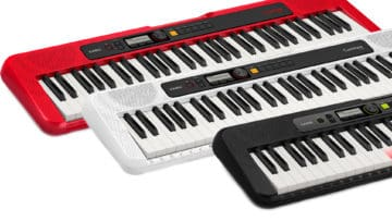 Casio Casiotone Keyboards