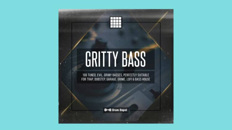 Drum Depot Gritty Bass