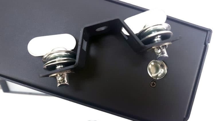 Leuchtkraft Blade-116 Test