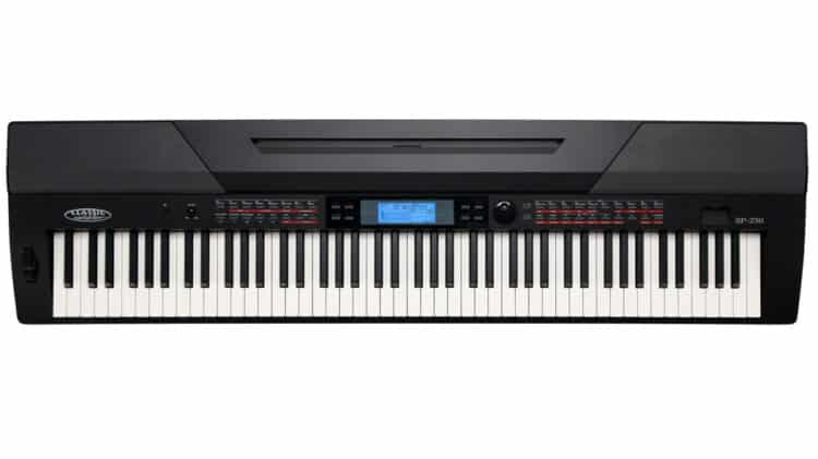 stagepiano vergleich Classic Cantabile SP-250
