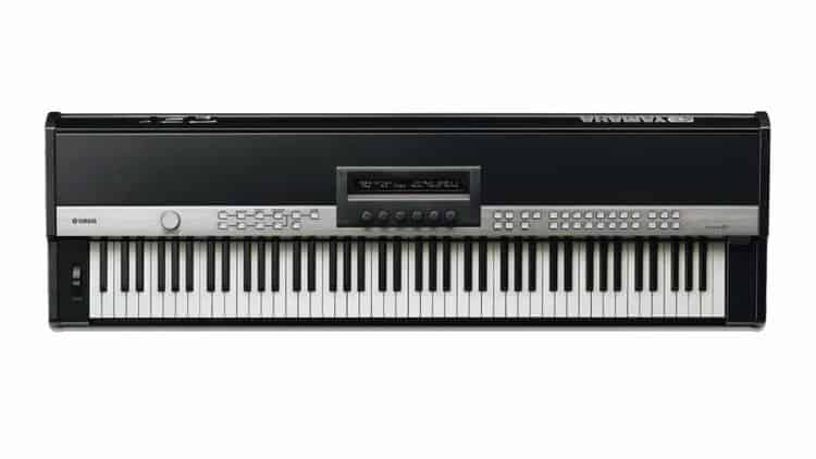 stagepiano testsieger yamaha cp1