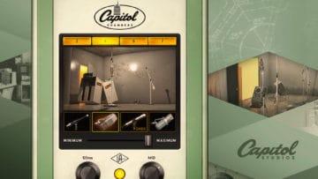 Universal Audio Capitol Chambers Test
