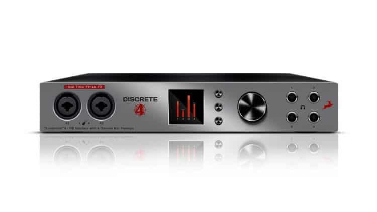 Antelope Audio Discrete 4