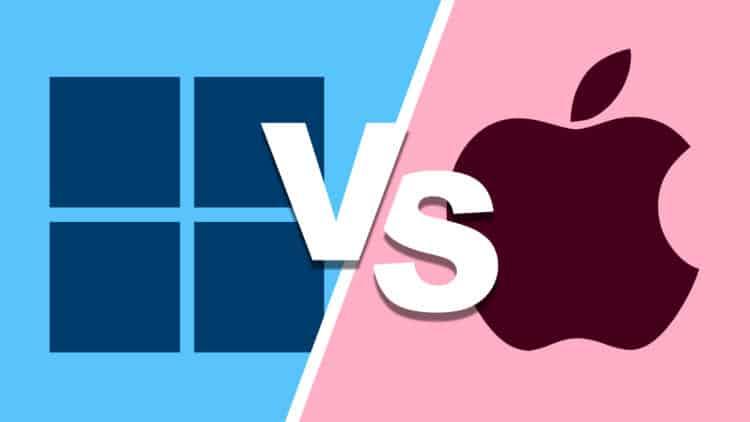 Windows vs. Apple
