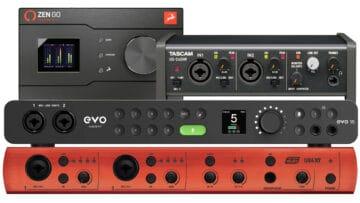 Audio Interface Empfehlung