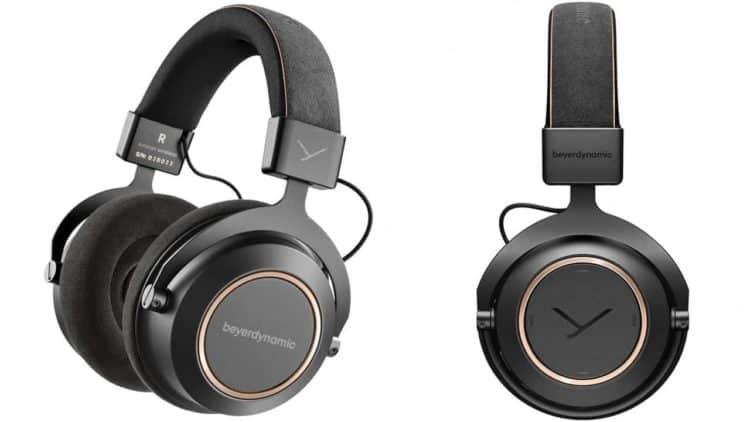 Beyerdynamic Amiron Wireless Copper Kopfhörer Seite