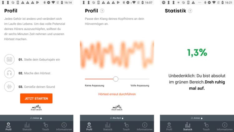 beyerdynamic LAGOON ANC - MIY App