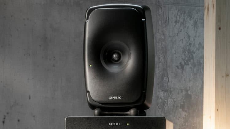 Genelec 8351B & 8361A