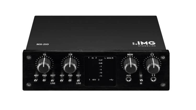 IMG Stageline MX-2IO