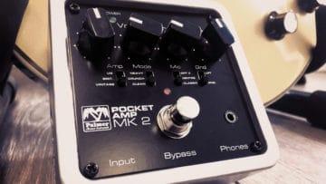 Palmer Pocket Amp MK2 Test