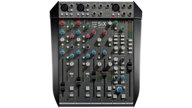 SSL SiX Test