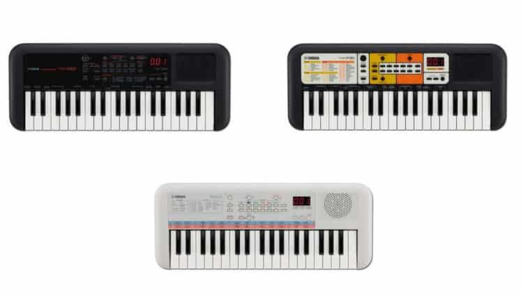 Yamaha PSS Keyboards