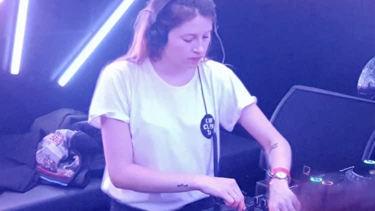 Charlotte de Witte - Junge und erfolgreiche DJane und Produzentin