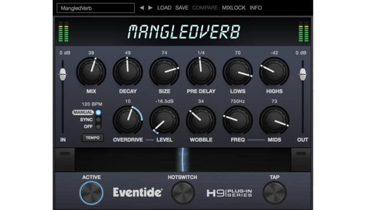 Eventide MangledVerb für iOS