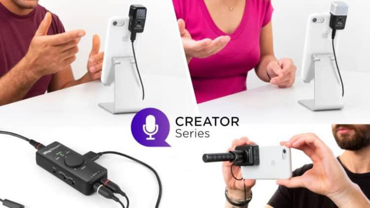 IK Multimedia Creator Series