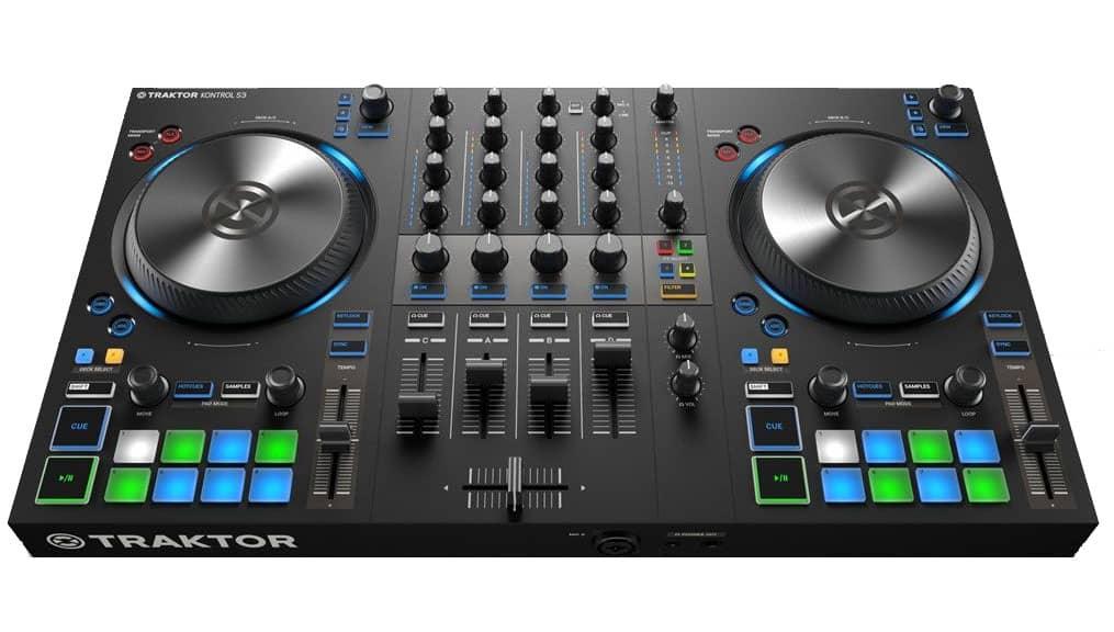 Native Instruments Traktor Kontrol S3 DJ-Controller kommt