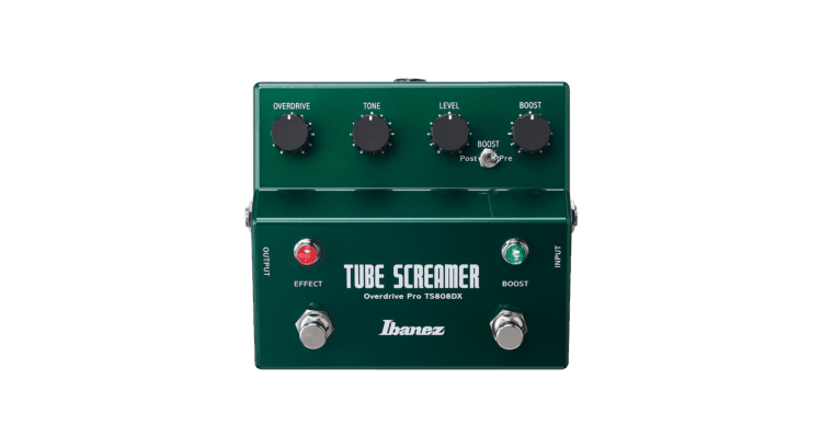 Tube Screamer TS808DX