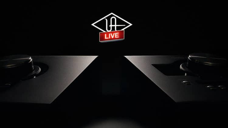 Universal Audio UA Live Launch Event