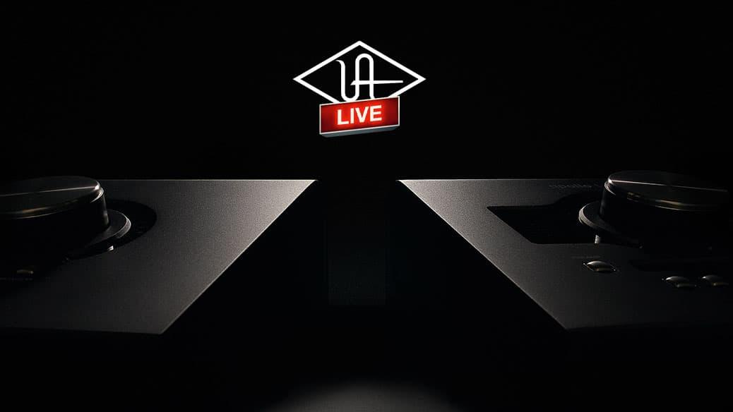 Universal Audio UA Live Launch Event: Interfaces und mehr
