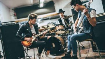 Band Recording Ratgeber