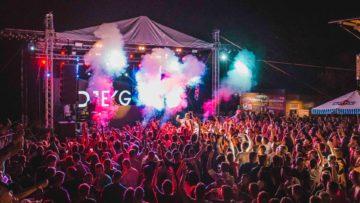 DJ werden Main Stage Festival