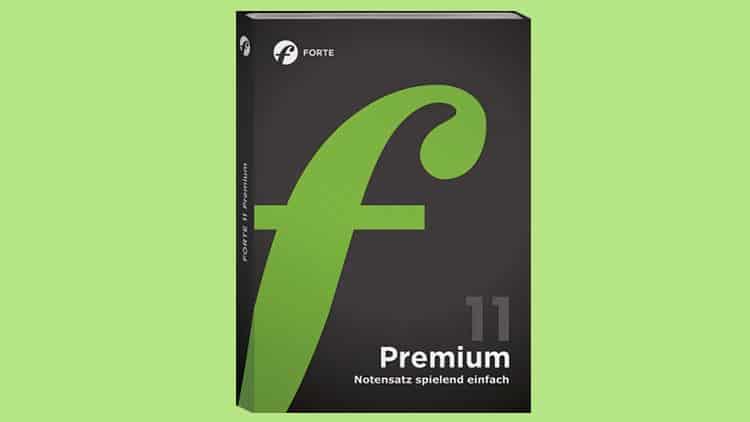 Forte 11 Premium Test