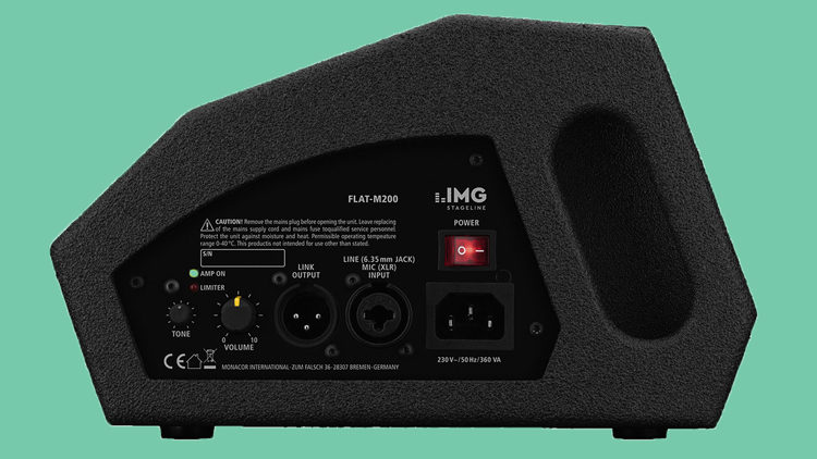 IMG Stageline FLAT-M200 Review