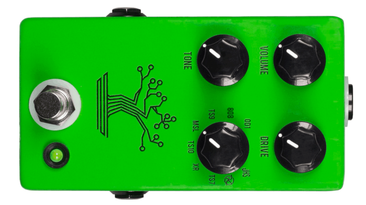 Tube Screamer Klon JHS Pedals The Bonsai