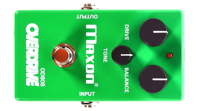 Original Tube Screamer Maxon OD-808