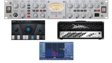 UAD 9.11 Software