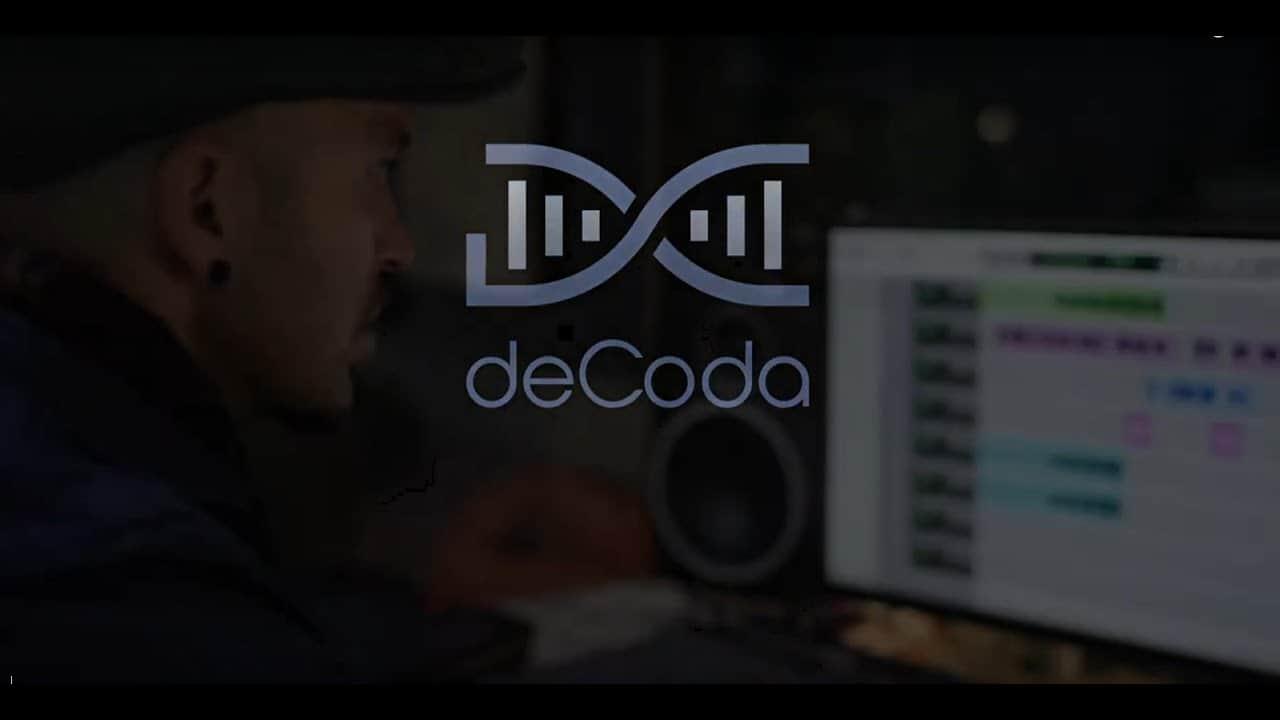 Zplane deCoda analysiert Songs und hilft beim Üben