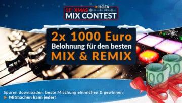 HOFA Xmas Mix Contest