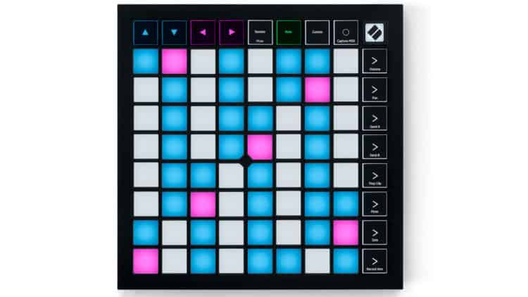Novation Launchpad X Klaviatur