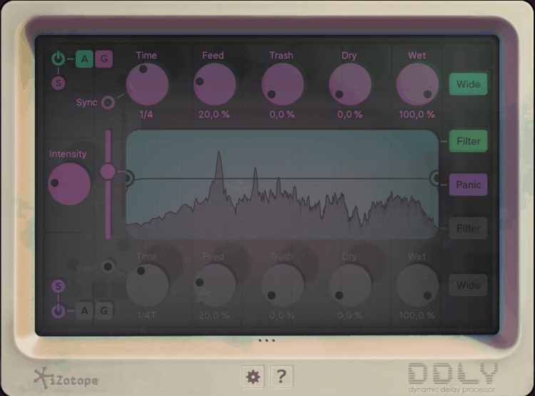 iZotope DDLY Delay