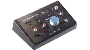 SSL 2+ Test USB Audio Interface