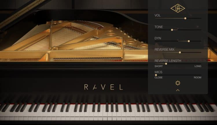 Universal Audio RAVEL