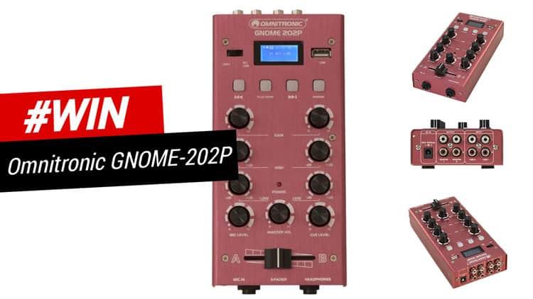 gewinnspiel omnitronic gnome 202p