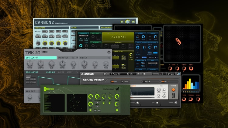 VST Plugins Techno: Komplete Start von Native Instruments