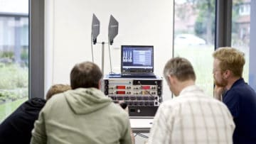 Sennheiser Sound Academy Workshop 2020