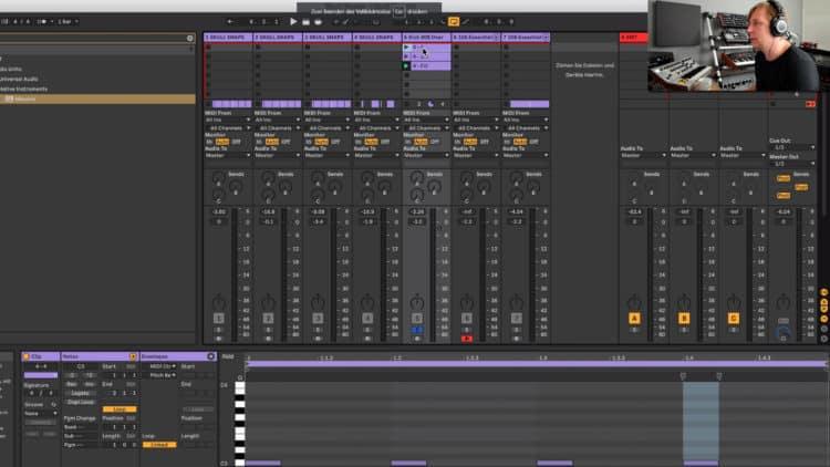 SINEE Institut Electronic Music Production Premium