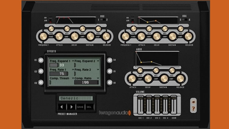 techno vst plugin teragon audio kickmaker