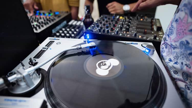 Xone DJ Event